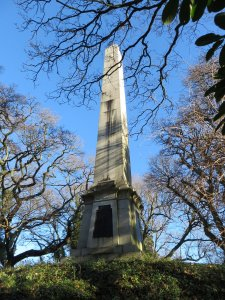 Walhampton Monument