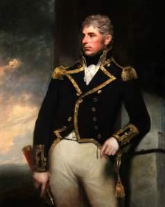 Sir Harry Burrard Neale oil
