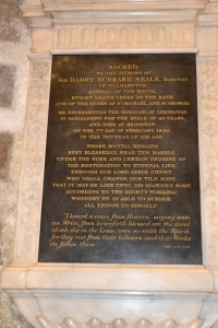 Burrard Neal Monument